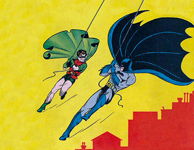 El debate definitivo: ¿son gays Batman y Robin?