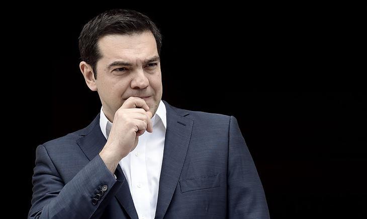 Alexis Tsipras, de nuevo frente a una subida de la prima de riesgo