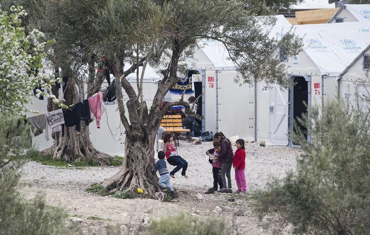 Grecia se convierte en un enorme campo de refugiados