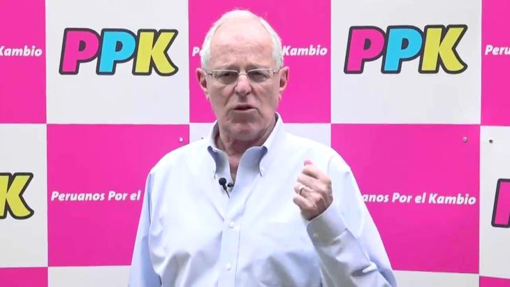 PPK, líder de PPK