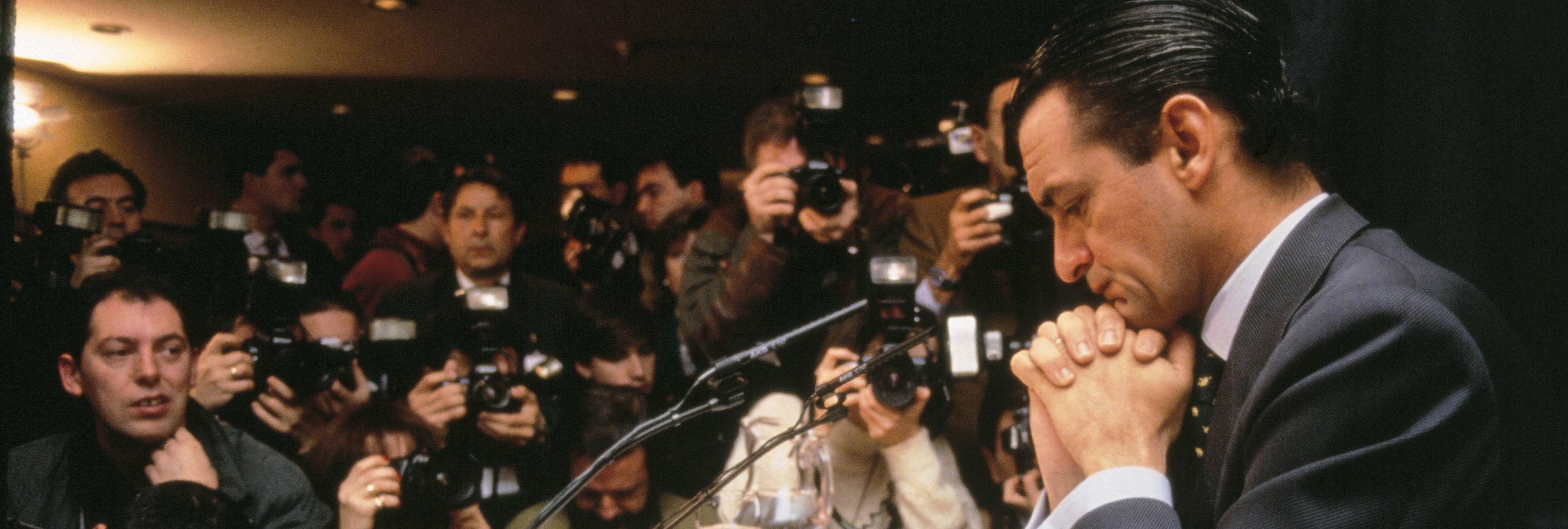 Detenido Mario Conde por el dinero del caso Banesto (otra vez)