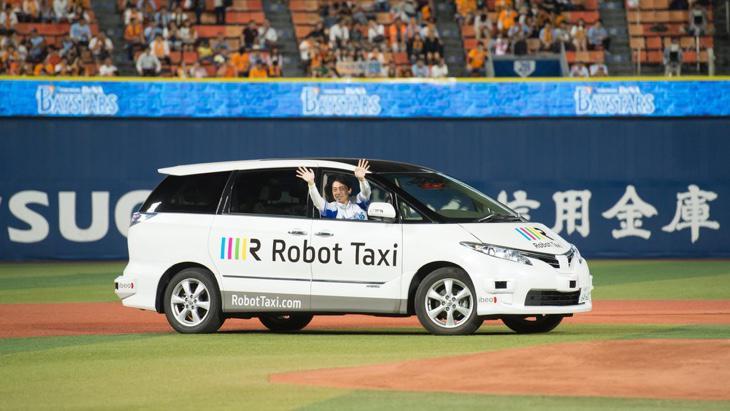 En Japón ya hay coches que circulan sin conductor