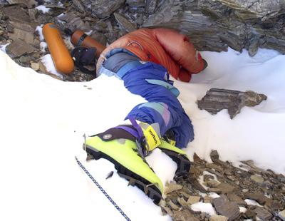 240 cadáveres habitan en el Everest (y son usados como puntos de localización)