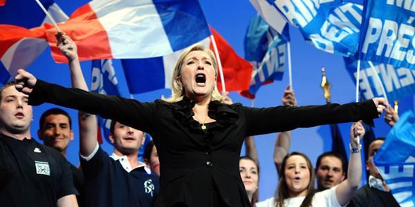 Las encuestas otorgan hasta un 29% de los votos de las elecciones francesas de 2017