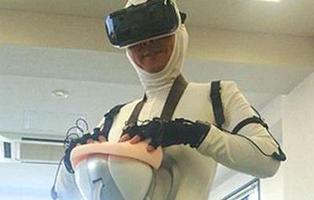 El traje sexual de realidad virtual o cómo pasárselo bien en modo 'un jugador'