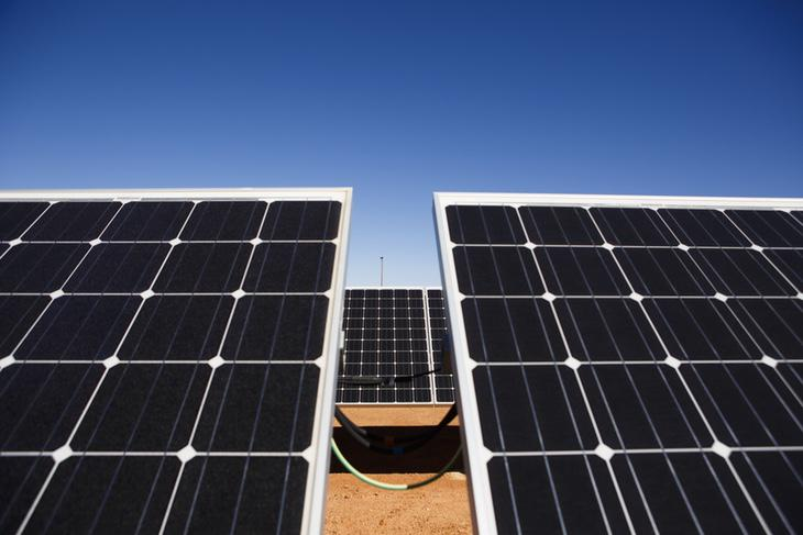 Planta solar en Villanueva de los Infantes