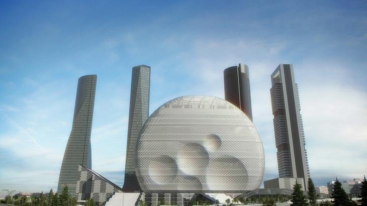 El Centro de Convenciones si se hubiera construido