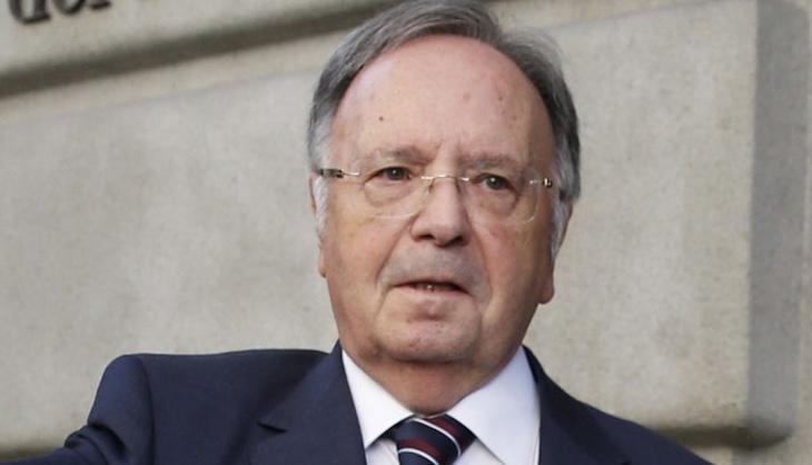 Miguel Bernard, secretario general de Manos Limpias