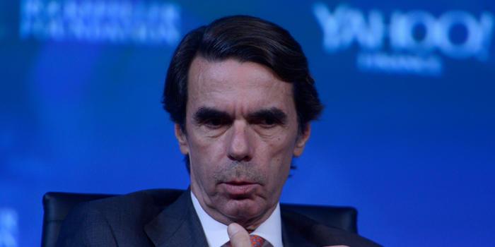 José María Aznar, sancionado por Hacienda