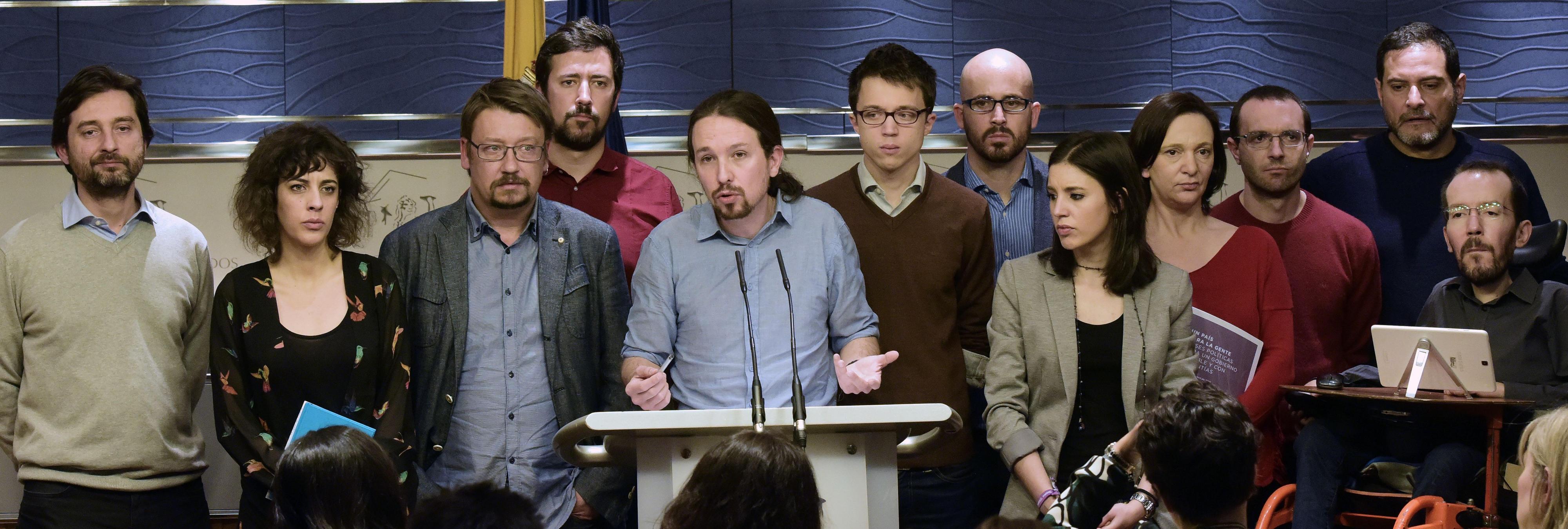 La decisión definitiva de Podemos sobre el gobierno con PSOE y Ciudadanos