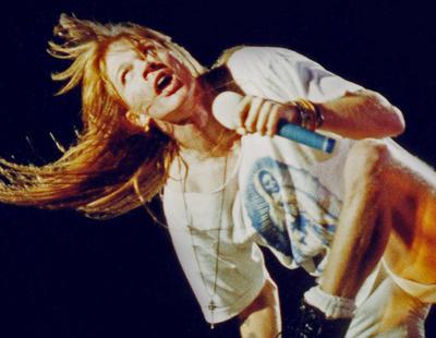 ¿Axl Rose (Guns N'Roses) en AC/DC? Aprovechamos para presentaros un TOP 10 de ambas bandas