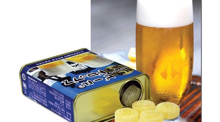 Caramelos de cerveza y unas tapas. El negocio del futuro