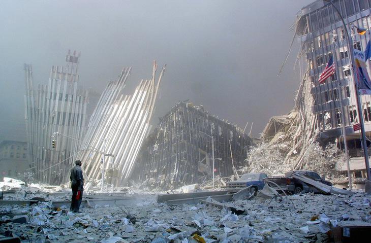 Zona Cero del World Trade Center