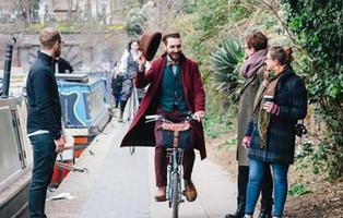 Menos humos y más espacio: los beneficios de una ciudad con bicis y sin coches