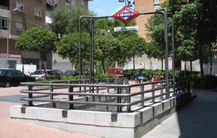 Un vigilante del Metro de Madrid agrede a un joven homosexual
