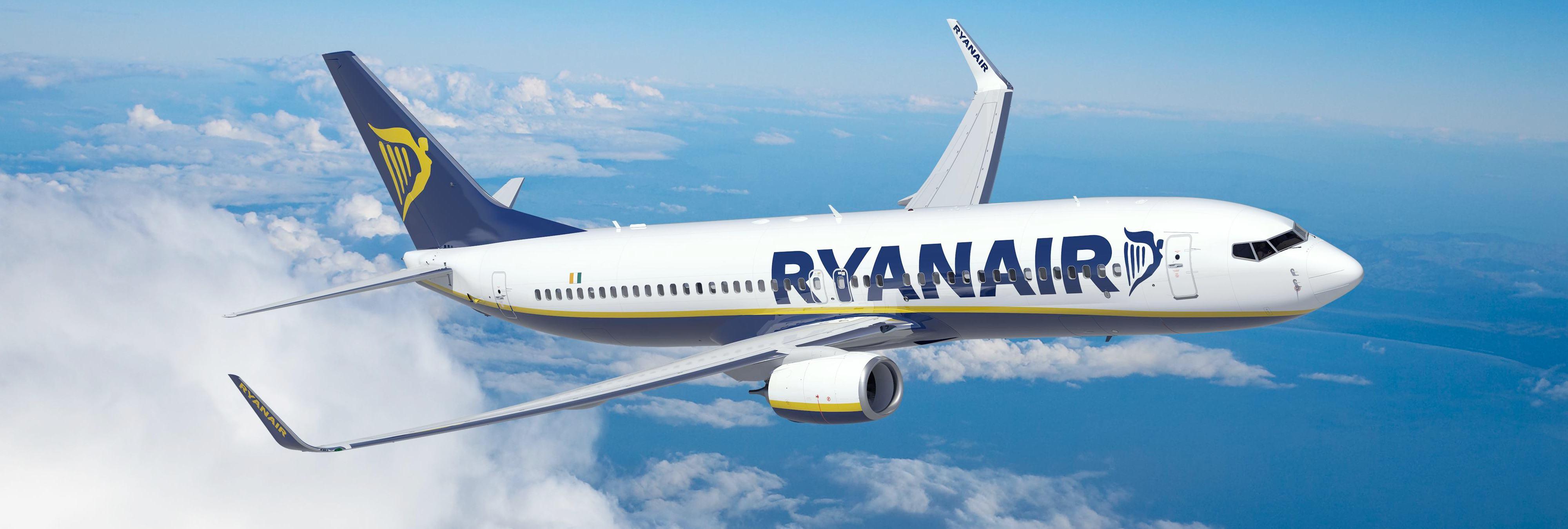 Se cambia el nombre en la vida real porque es más barato que hacerlo en Ryanair
