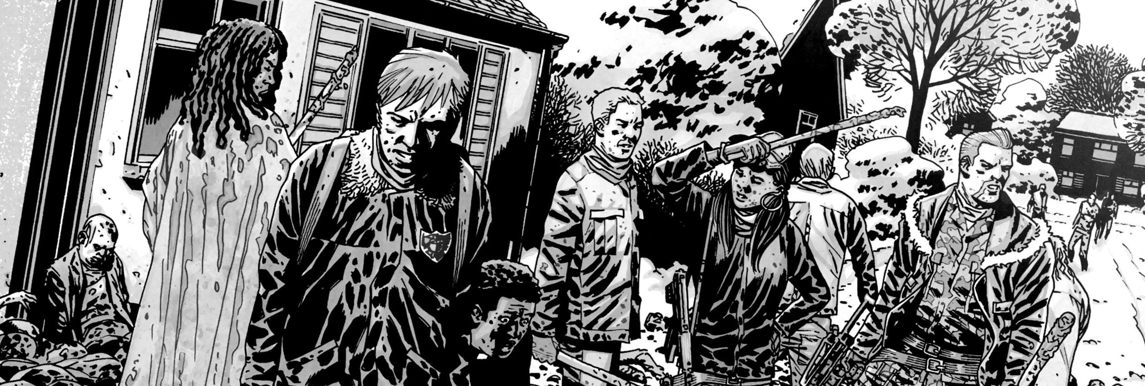 Lo nuevo de 'The Walking Dead' está ambientado en Barcelona