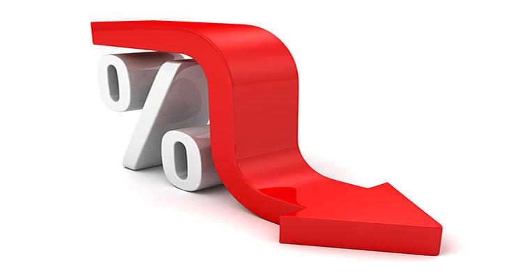 Los tipos de interés interbancarios están a la baja