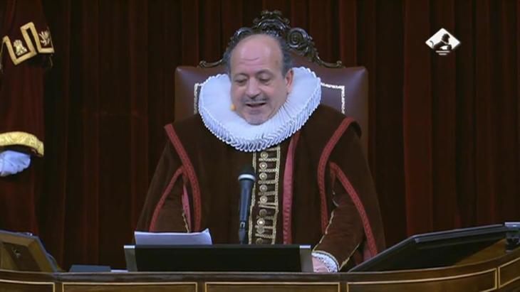 Cervantes toma el Congreso