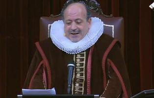 Cervantes le lee la cartilla a los políticos en el Congreso