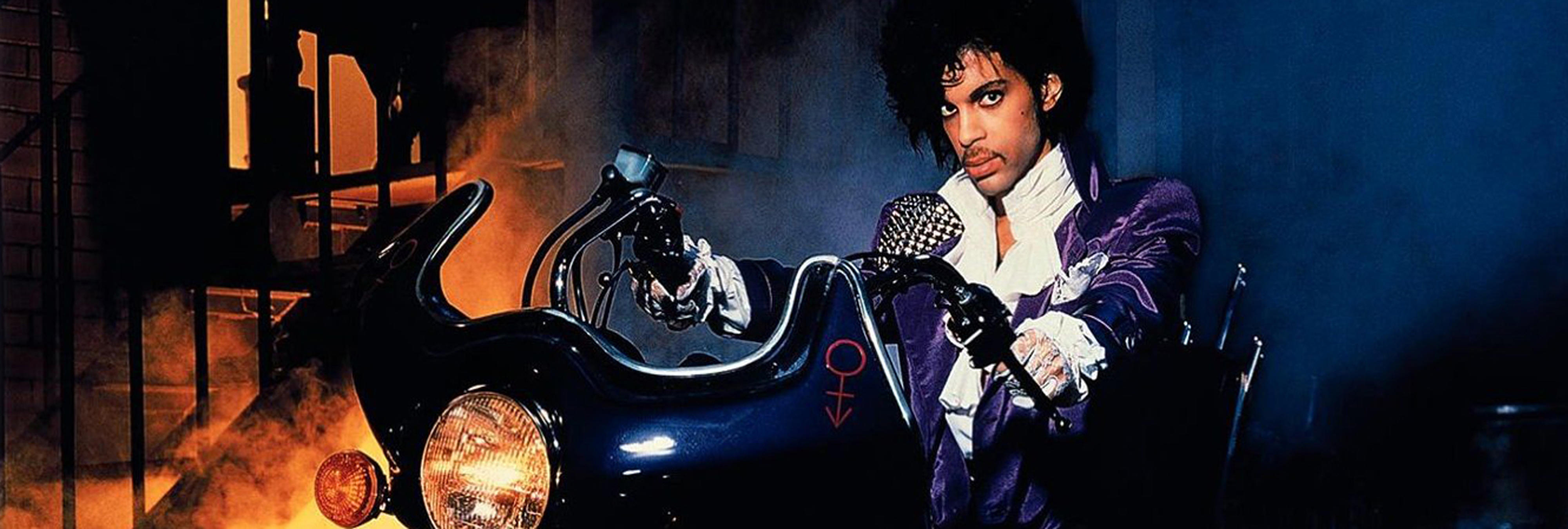 Por esto el cielo quiere a Prince para él
