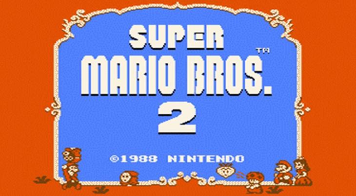Super Mario tropezó en su segunda parte