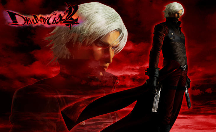 Dante en 'Devil May Cry 2'