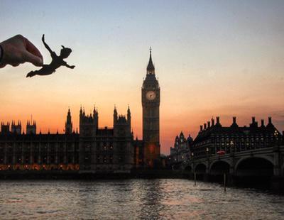 Los personajes Disney recorren lugares famosos de la mano de un fotógrafo