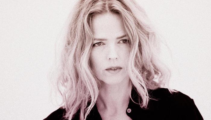 Christina Rosenvigne en una imagen promocional de su último trabajo, 'La muy puta'