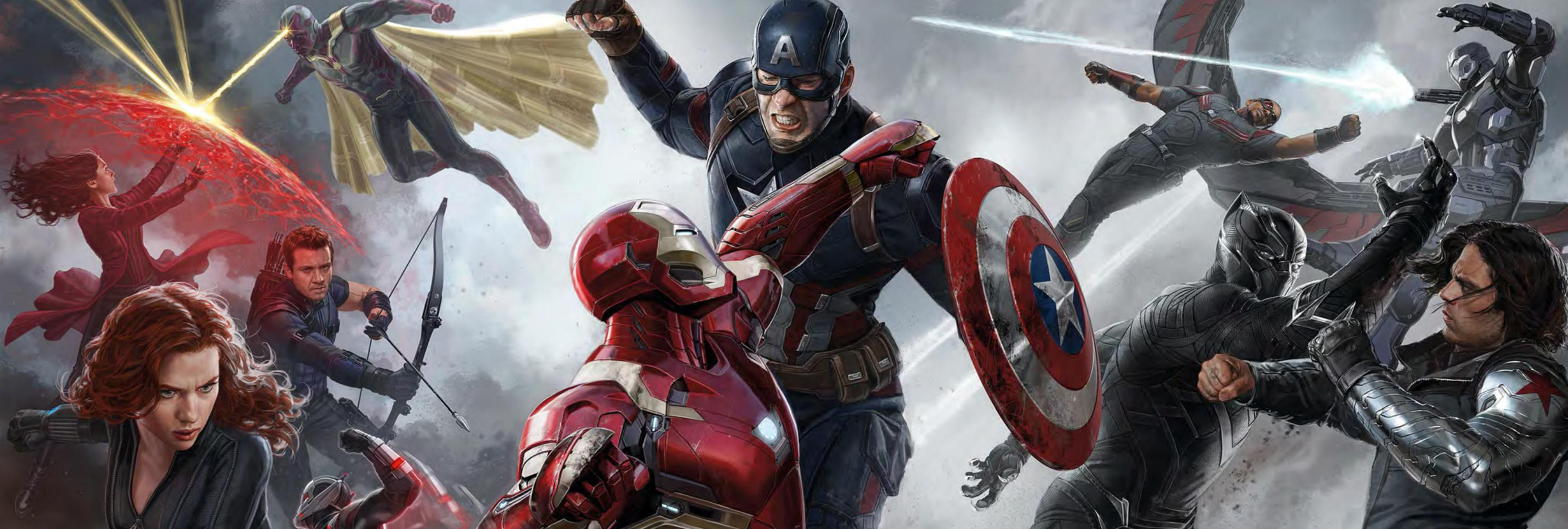 El repaso definitivo a los superhéroes de 'Capitán América: Civil War'