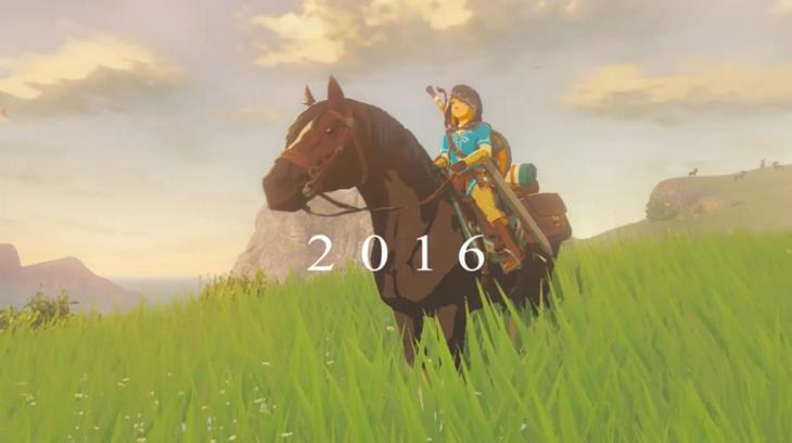Finalmente, Zelda no llegará en 2016