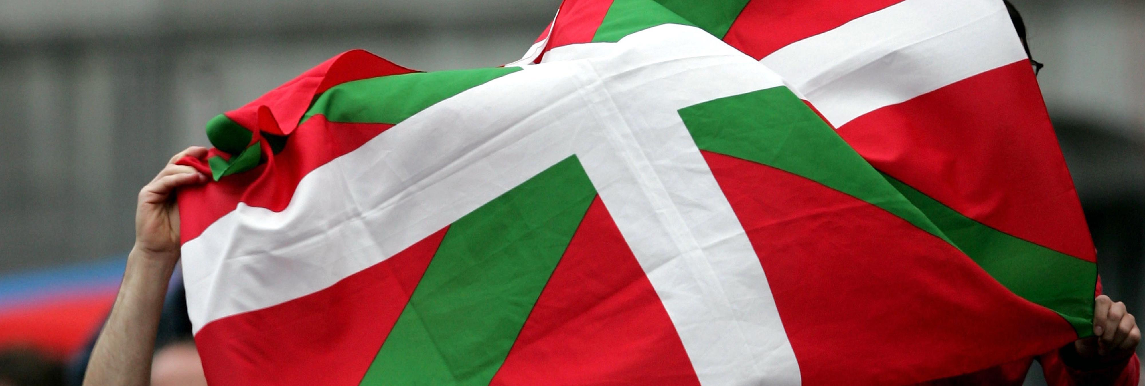 La bandera de Euskadi, prohibida en Eurovisión