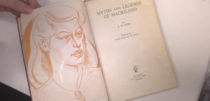 'Mitos y Leyendas de Maoriland'/AW Reed
