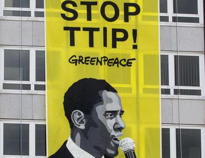 Los secretos del TTIP que ha destapado la filtración de Greenpeace