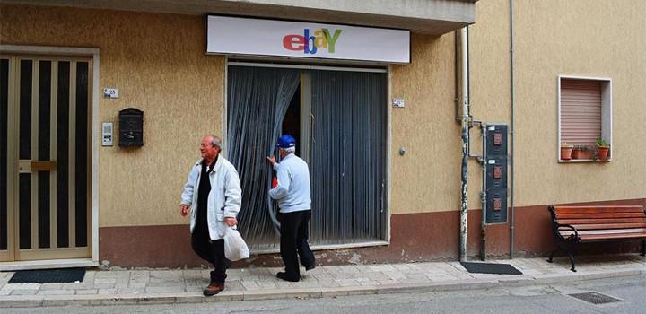Ebay es la tienda del pueblo
