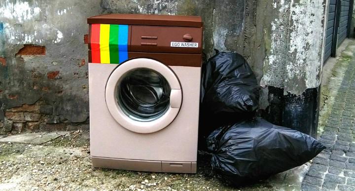 La lavadora del ego