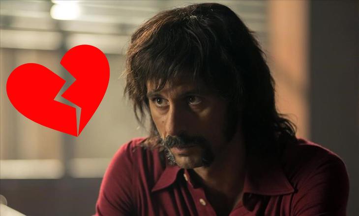El personaje de Hugo Silva rompió su patrulla y nuestros corazones