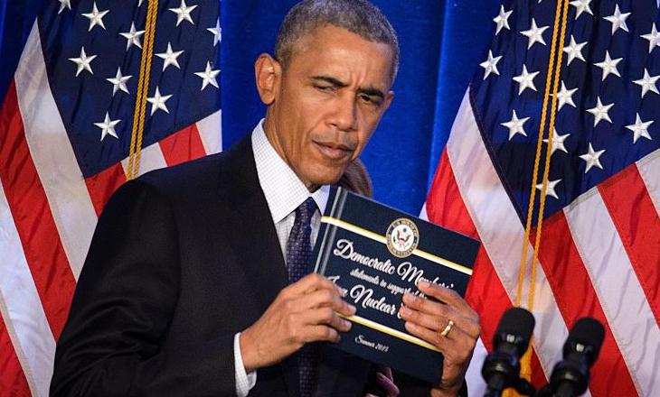 Obama sostiene el acuerdo con Irán