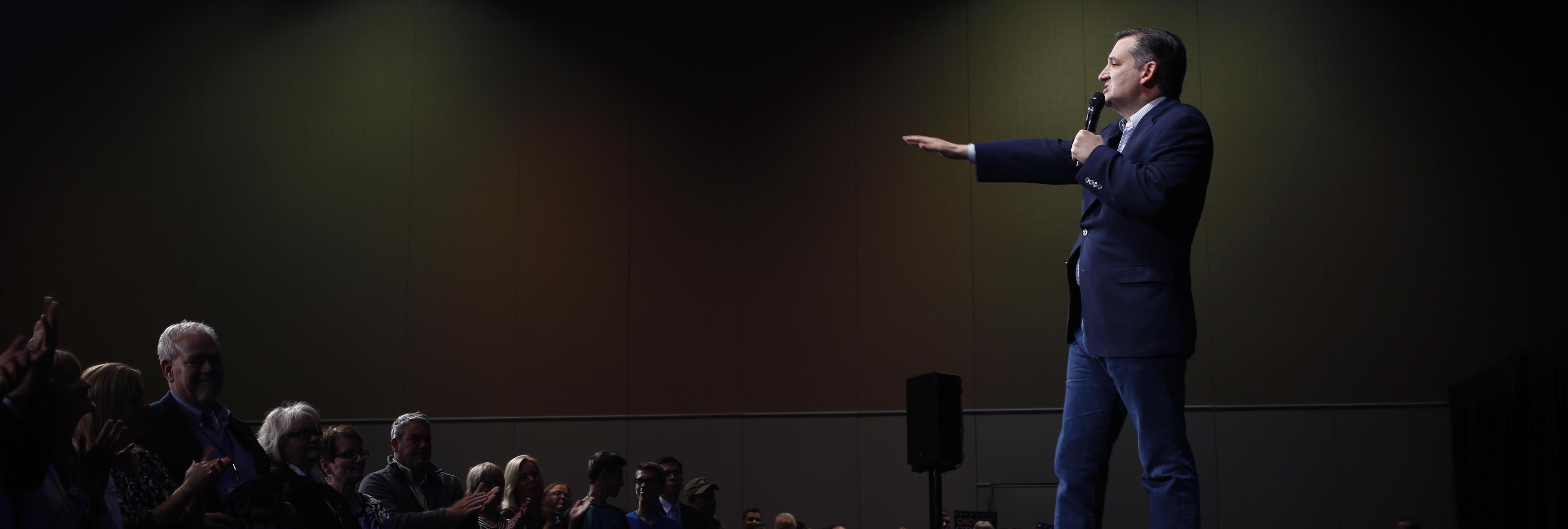 Se retira Ted Cruz, el único republicano que hacía sombra a Trump (también en medidas radicales)