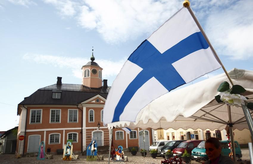 Un cole de Finlandia al uso