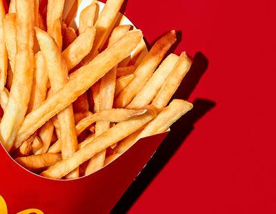 Las patatas fritas acuden a salvar a McDonald's de su crisis