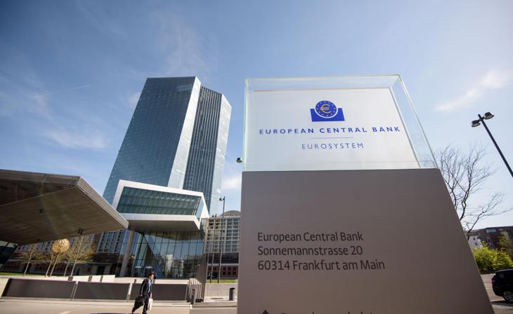 La sede del BCE en Frankfurt