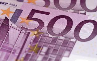 El Banco Central Europeo deja de emitir los billetes de 500 euros