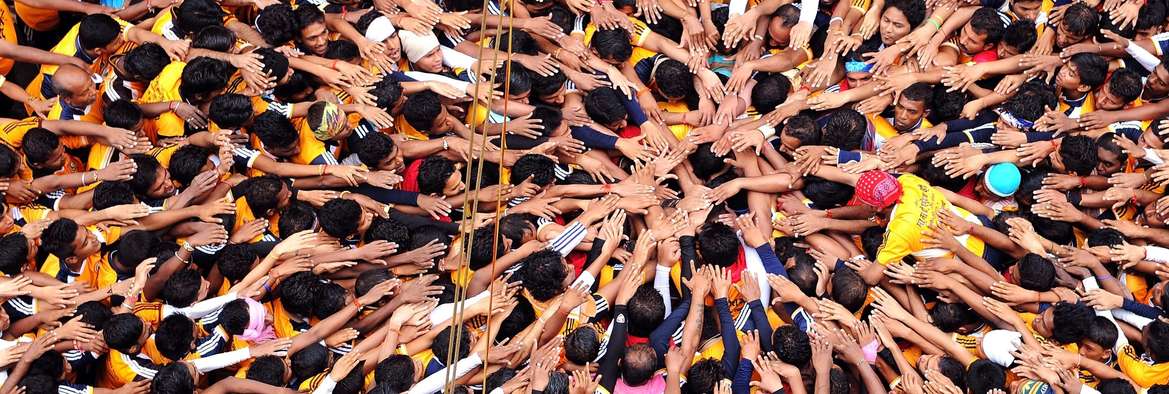 La 'ciudadanía global' le está ganando terreno a los nacionalismos en todo el mundo