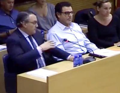 El chiste homófobo de un concejal del PP en el pleno de Godella para defender a una congregación religiosa