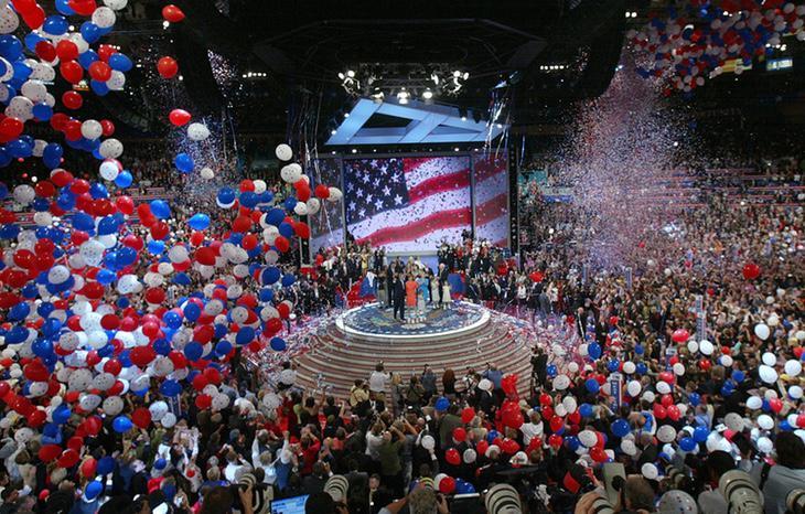 La Convención Republicana, el Eurovisión de la política estadounidense