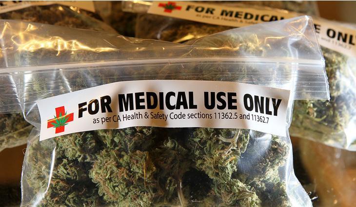 Marihuana de uso terapéutico