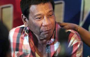 Conoce a Duterte 'El Sucio', el nuevo presidente de Filipinas que bromea sobre violaciones
