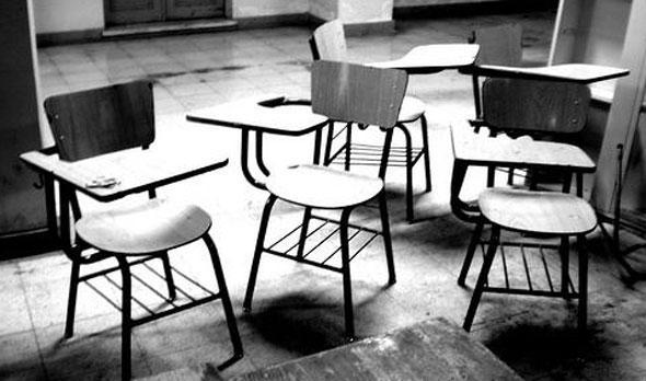 No a las sillas vacías
