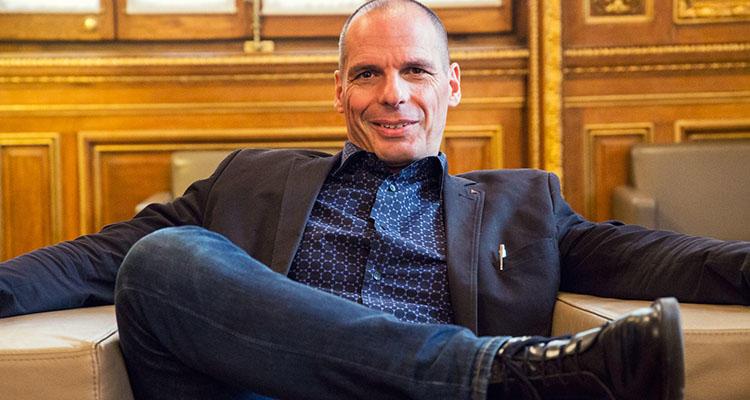 El exministro de economía griego, Yanis Varoufakis